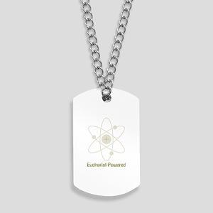 Eucharist Powered Dog Tags