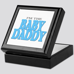 I'm the Baby Daddy Keepsake Box