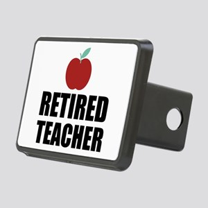 Retired Teacher Hitch Cover