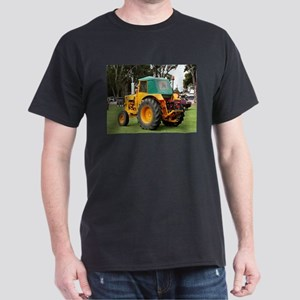 Yellow & green old tractor T-Shirt