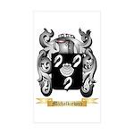 Michalkiewicz Sticker (Rectangle 10 pk)