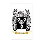 Michalke Sticker (Rectangle 10 pk)