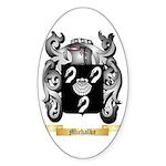 Michalke Sticker (Oval 50 pk)