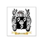 Michalek Square Sticker 3