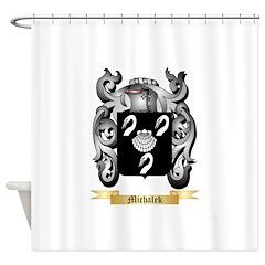 Michalek Shower Curtain