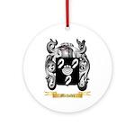 Michalec Round Ornament
