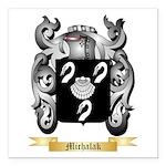 Michalak Square Car Magnet 3