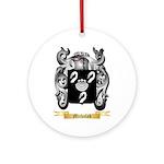 Michalak Round Ornament