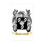 Michaely Sticker (Rectangle 10 pk)
