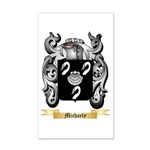 Michaely 20x12 Wall Decal