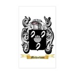 Michaelson Sticker (Rectangle)