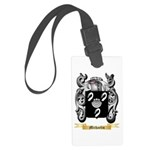 Michaelis Large Luggage Tag
