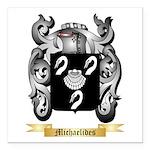 Michaelides Square Car Magnet 3