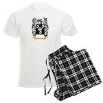 Micello Men's Light Pajamas