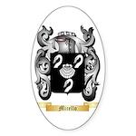 Micello Sticker (Oval 10 pk)