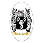 Micello Sticker (Oval 50 pk)
