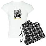 Micelli Women's Light Pajamas