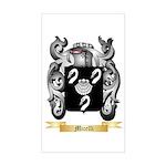Micelli Sticker (Rectangle)