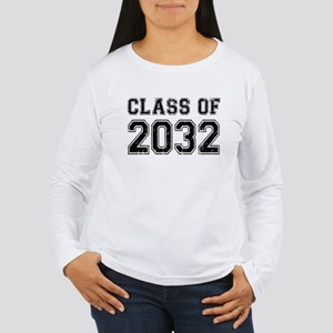 Class Of 2032 Long Sleeve T-Shirt