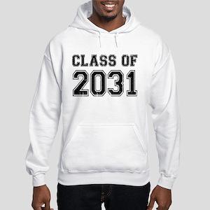 Class Of 2031 Sweatshirt