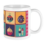 Chirstmas Ornaments Mugs