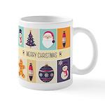 Christmas Icons Mugs