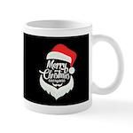 Christmas Hipster Mugs