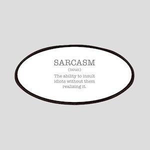 Sarcasm Noun Patches