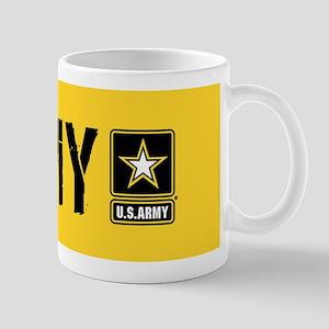 U.S. Army: Army (Gold) Mug