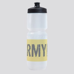 U.S. Army: Army (Gold) Sports Bottle