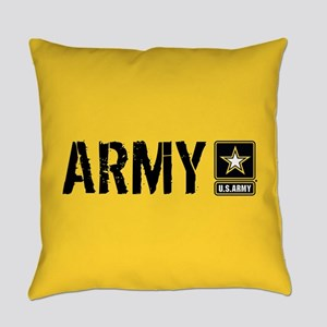 U.S. Army: Army (Gold) Everyday Pillow