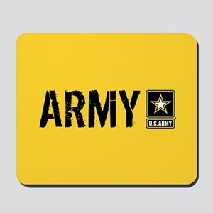 U.S. Army: Army (Gold) Mousepad