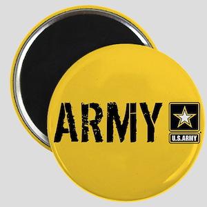 U.S. Army: Army (Gold) Magnet