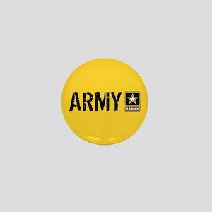 U.S. Army: Army (Gold) Mini Button