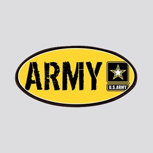 U.S. Army: Army (Gold) Patch