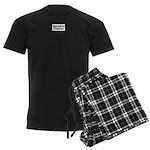 Humble Fitness Men's Dark Pajamas