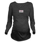 Humble Fitness Long Sleeve Maternity T-Shirt