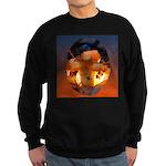 Backlit Mushroom Sweatshirt
