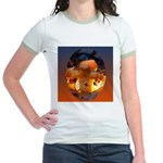 Backlit Mushroom T-Shirt
