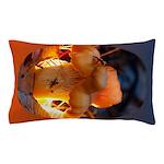 Backlit Mushroom Pillow Case