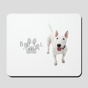 Bull Terrier Mousepad