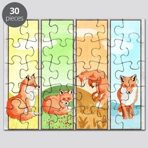 Season of the Foxes Puzzle