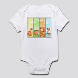 Season Of The Foxes Infant Body Suit