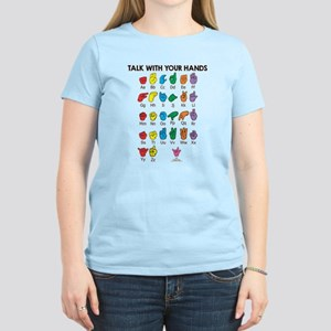 Learn Sign Language T-Shirt