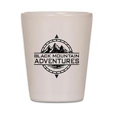 Black Mountain Adventures Shot Glass