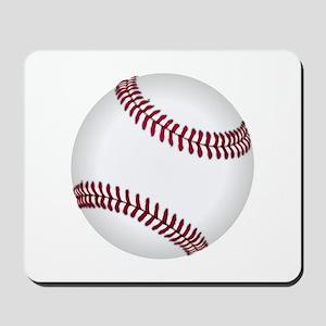 Baseball Game Time Mousepad