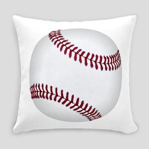 Baseball Game Time Everyday Pillow