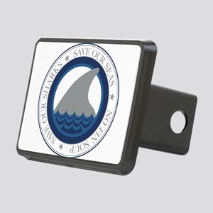 save our sharks Hitch Cover
