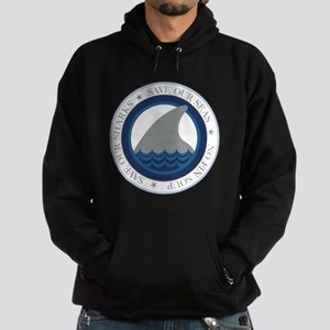 save our sharks Hoodie