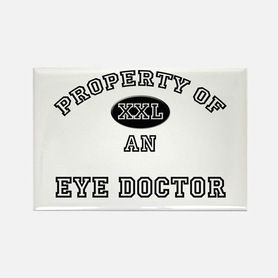 Property of an Eye Doctor Rectangle Magnet